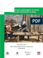 Opportunities Assessment of Wood Furniture Industries in Nepal _20150218065213