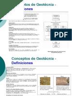 Concept de Geotecnia
