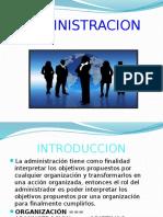 Diapositiva de Administracion unidad 2