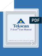 T-Scan User Manual