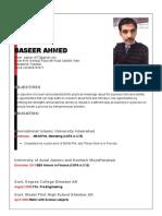 Baseer Ahmed