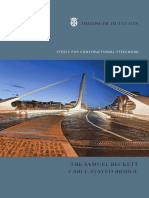 Samuel Beckett Cable-stayed Bridge