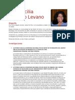 Ana Cecilia biografia