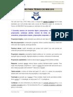 Resumo – Raciocínio Lógico p INSS-2016