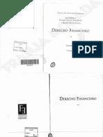 Derecho Financiero Fonrouge T I