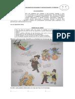 Guia Aprendizaje de Lenguaje 3ºbásico Pronombres