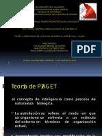 TEORIA DEL CONOCIMIENTO Y TEORIA DE LA MORAL Piaget
