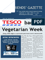 Friends' Gazette April 2016 edition