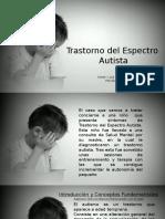 Trastorno Del Espectro Autismo