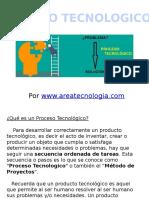 Proceso Tecnologico