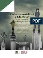 Gubernamentalidad y Educación. Discusiones contemporáneas.pdf