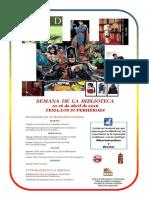 Cartel Semana de La Biblioteca 2016 (1)