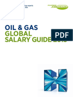 Salaries - Oil & Gas