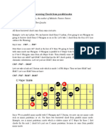 Borrowing Chords from parralell modes with Tom Quayle.docx