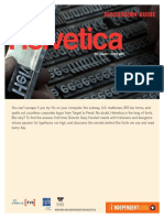 helvetica discussion guide