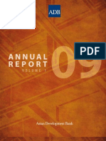ADB Annual Report - Volume 1