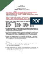 Assignment 5 Computer graphics