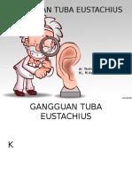 Gangguan Tuba Eustachius