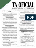 Gaceta Oficial número 40.881 (Convenio N° 36).pdf