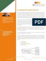Clasificación - Calidad Producto Software