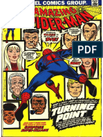 The Amazing Spider-man #121 - The Night Gwen Stacy Died