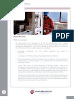 reporte2006 desarrollo sostenible - Los Chancas