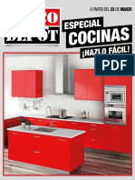 Catalogue Laguna COCINAS