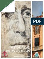 História Das Ideias Políticas - Georges Lescuier e Marcel Prelot