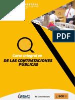 Curso Integral de las Contrataciones Públicas