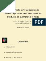 Harmonics