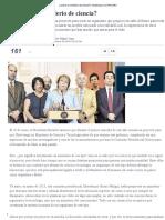 ¿Qué Es Un Ministerio de Ciencia_ _ Tendencias _ LA TERCERA