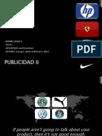 Publicidad II 2014 Sistema 2