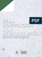 Libro Renovacion
