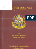 Living Well Dying Well (Indonesian version)