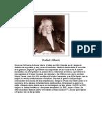 Rafael Alberti - Biografía