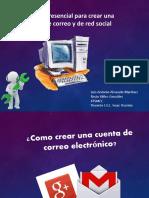 Crear Cuenta Para Gmail y Facebook