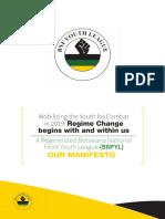 Team Batsabakedi Manifesto pdf file