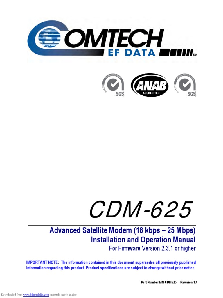 Cdm625 Quality Of Service Data Transmission Voltagecontrolled Lowpass Filter Circuit Diagram Tradeoficcom
