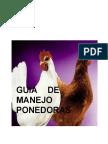Guia Manejo de Ponedoras