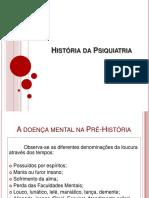 Aula História Da Psiquiatria
