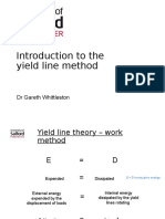 04 Introduction to the Yield Line Method