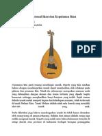 Alat Musik Tradisional Riau Dan Kepulauan Riau