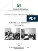 Projeto Sala de Informática 2016
