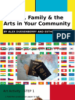 culture family   the arts in your community