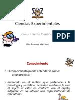 Unidad 1 Ciencias Experimentales 2015