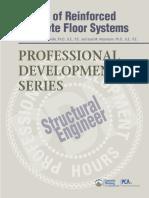 Pdh Reinforced Concrete Floor Design