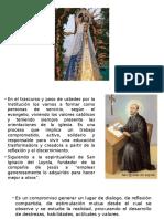 Taller Valores Ignacianos y Convivencia en Istituto.