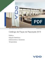 Catálogo VDO 2014