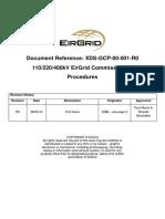 EirGrid Commissioning Procedures Rev 0