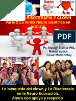 2 Neuro Risoterapia y Clown II